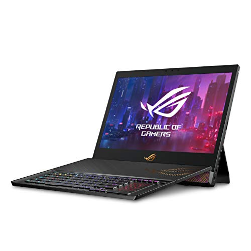 ROG Mothership GZ700 Gaming Laptop, 17.3 144Hz FHD Display with G-Sync, NVIDIA GeForce RTX 2080, Intel Core i9-9980HK, 1…