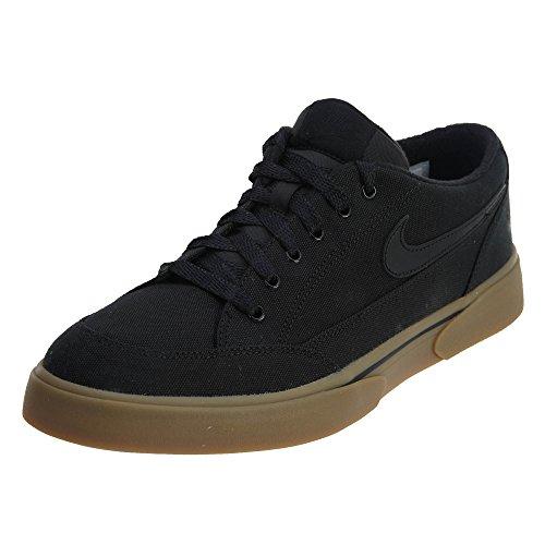 Nike Flash Lo Sneaker Black/Gum Brown