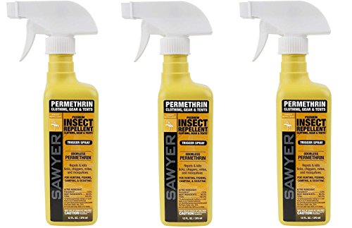 Sawyer Products SP649 Premium Permethrin Clothing Insect Rep