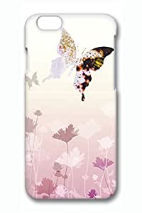 Brian114 Illustration Style Butterfly 2 Phone Case for the iPhone 6 Plus 3D
