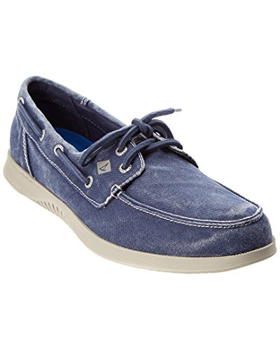 Navy Boat 2 Defender Shoe 74 Top Mens Sperry Sider Eye Rwgc8qfY7