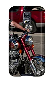 For Galaxy S5 Protector Case Royal Enfield C5 Military Phone Cover