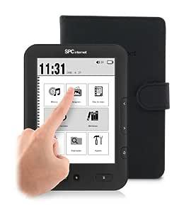 SPCinternet Lector de eBooks de tinta electrónica tácil 5601F ...
