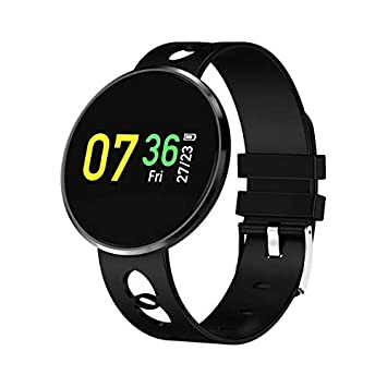SmartWatch COLOUR WATCH Pantalla HD Color Resistente al Agua con Bluetooth, Presión Sanguínea, Ritmo Cardiaco y Control de Sueño