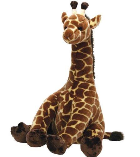 (TY Classic Plush - HIGHTOPS the Giraffe (LARGE Version - 28 Inches))