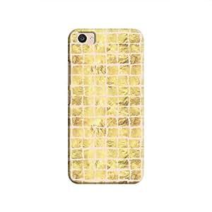 Cover It Up - Gold Pink Break Mosaic V5 Plus Hard Case