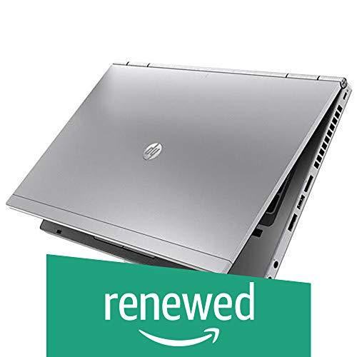 (Renewed) HP Elitebook 8470p-i5-16 GB-1 TB 14-inch Laptop (3rd Gen Core i5/16GB/1TB/Windows 7/Integrated Graphics), Silver