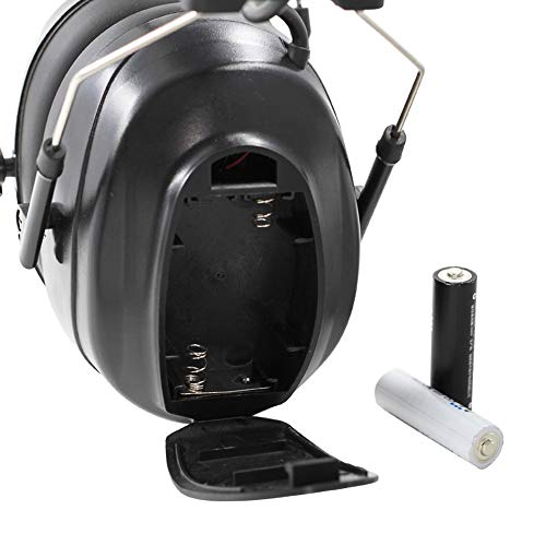 Protear FM/AM Radio Noise Reduction Headset,Protear Ear Defenders with Stereo Headphone Jack for Working/Mowing by PROTEAR (Image #4)