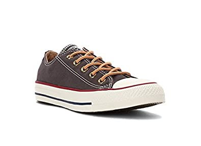 converse peached canvas almost black
