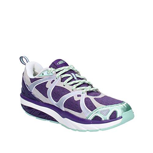 Viola Donna Mbt Mbt Tessuto Sneaker Sneaker qwgFZX67