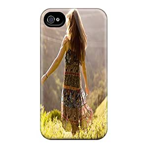 Waterdrop Snap-on Thinking Of You Case For Iphone 4/4s