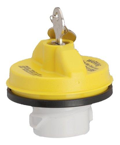 - Stant 10510Y E85 Flex Fuel Locking Gas Cap