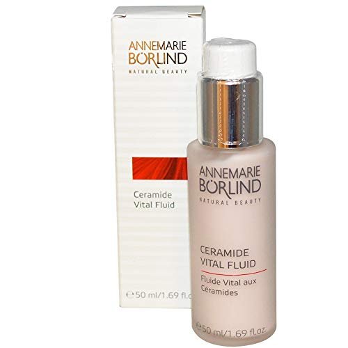 Anne Marie Borlind Ceramide Vital Fluid - 1.7 Oz, Pack of 2