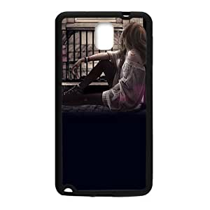 Speculative lady fashion phone For Case HTC One M8 Cover