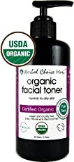 Since 1995 Natures Brand's Herbal Choice Mari line has been offering consumers the very best facial cleansers with the highest quality ingredients. Herbal Choice Mari natural facial toner is Certified USDA Organic. It is a pure herbal toner for oily ...