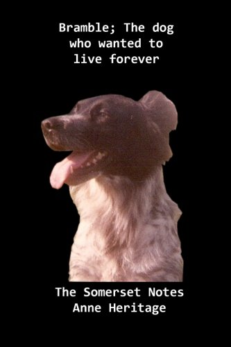Read Online Bramble; The dog who wanted to live forever. The Somerset notes. ebook