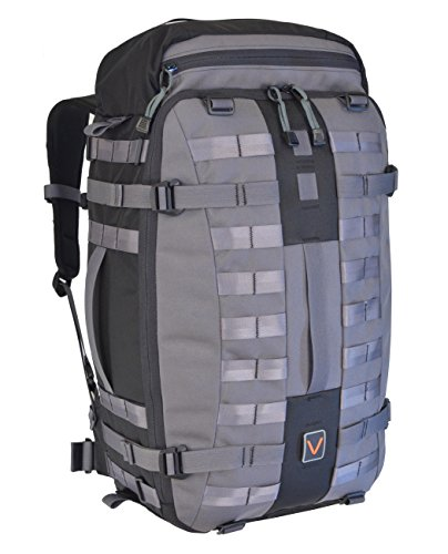 Vital Gear 2017VTGRSAS35WSGRY Modular Backpack, Women's Small, Grey by VITAL GEAR