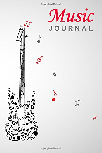Music Journal: Blank Sheet Composition Notebook Manuscript Paper Lyric Diary Great For Song Writing size 6x9 Inches (Blank Sheet and Composition Notebook) (Volume 2)
