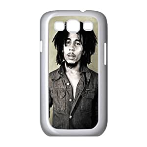 C-EUR Phone Case Bob Marley Hard Back Case Cover For Samsung Galaxy S3 I9300