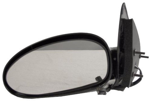 OE Replacement Saturn S-Series Driver Side Mirror Outside Rear View (Partslink Number GM1320200)