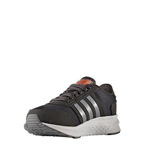 Adidas cloudfoam Saturn K–Chaussures de deportepara enfants, gris–(grpudg/gris/narsol), -5