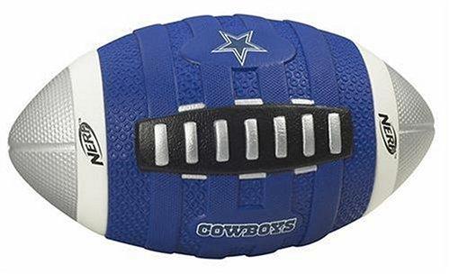 Hasbro Nerf NFL Pro Grip Football Dallas Cowboys