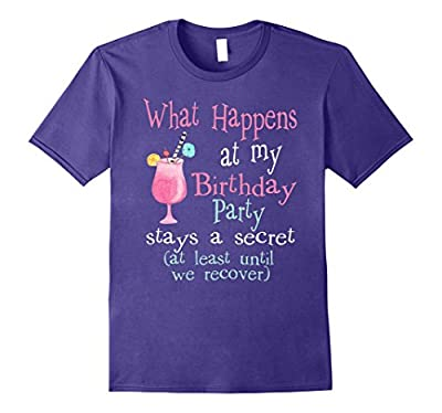 Happy Birthday Party T-shirts - Funny Birthday Party Gifts