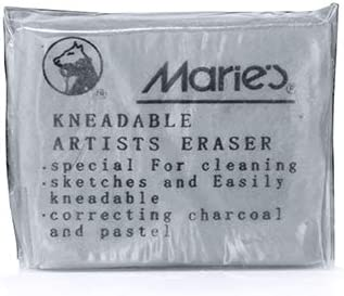 Strong Adhesive Kneadable Cleaning Pencil Art Artists Drawing Rubber Eraser rycnet