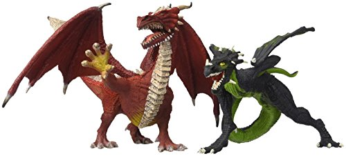 Schleich Dragon Warrior & Dragon Runner Set