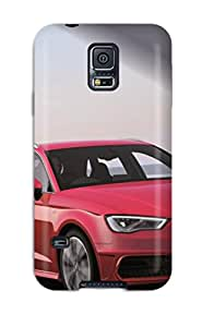 Slim Fit Tpu Protector Shock Absorbent Bumper Audi A3 30 Case For Galaxy S5
