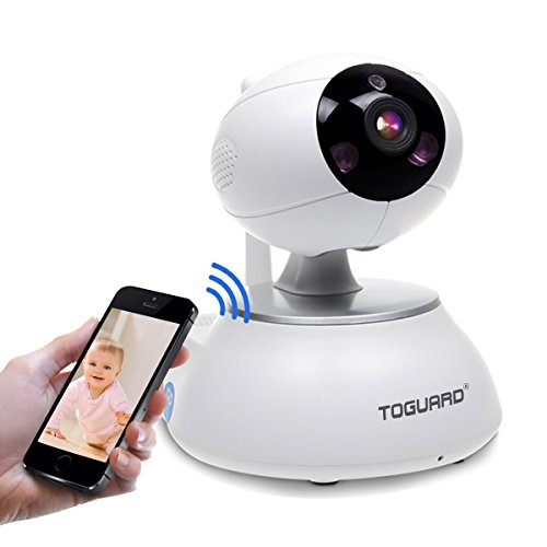 Toguard Wireless IP Camera WiFi Baby Monitor Home Security - Import It All