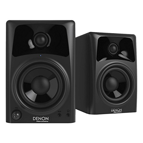 denon-dn-304s-4-desktop-speakers-for-media-creation-and-video-editing-pair