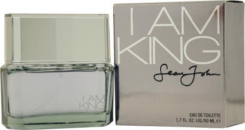 I Am King by Sean John Fragrances for Men 1.7 oz Eau de Toilette Spray (I Am Perfume Sets)