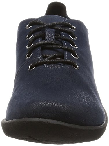 Shoe Tino Sillian Clarks Womens Navy g7WvAwq