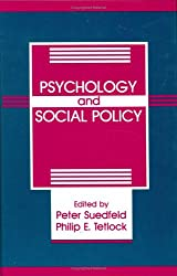 Psychology And Social Policy