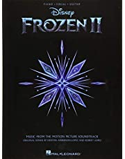 Frozen 2 Piano/Vocal/Guitar Songbook: Music from the Motion Picture Soundtrack