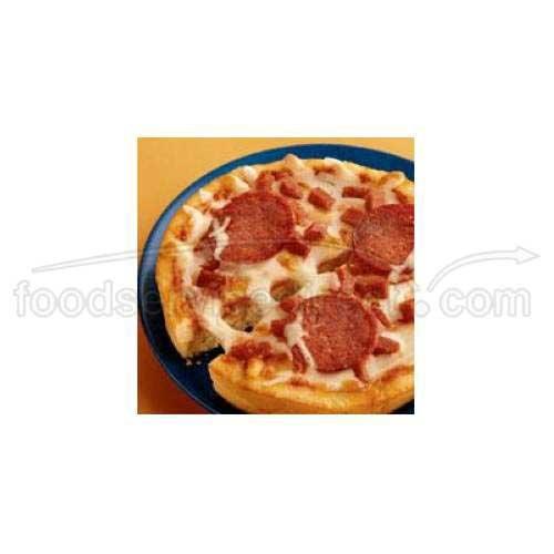 Schwans Tonys Pepperoni Par Baked Pizza, 6.25 Ounce -- 54 per case. by Schwan's