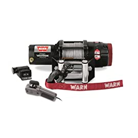 WARN 90350 ProVantage 3500 Winch – 3500 lb. Capacity