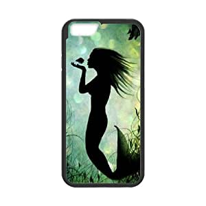 """HXYHTY Cover Shell Phone Case Mermaid For iPhone 6 (4.7"""")"""