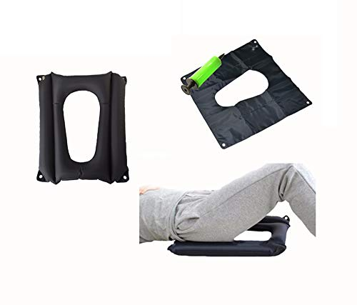 Air Inflatable Medic (BIHIKI Medic-air Cushion Prevent Bedsore with Hand Pump,Air Inflatable Cushion for Bed Sores, Pain Relieve)