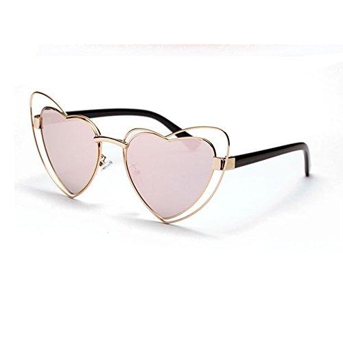 Cat Shaped UV Eye Pink Sunglasses Heart Style Vintage Buauty Sunglasses Retro Y7UWAqUa