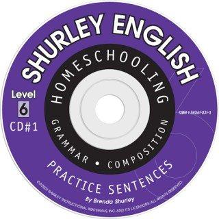 Download Shurley Grammar Level 6 Practice CD's pdf