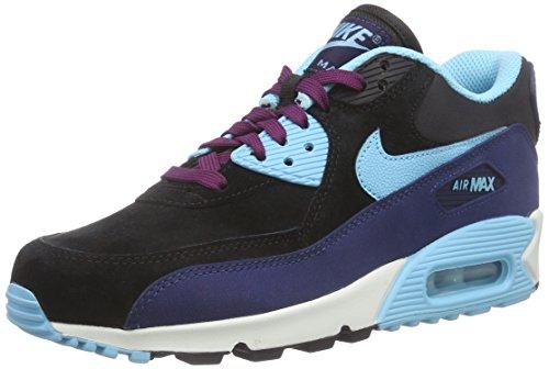 Wmns Lthr Blau Air Sportive Nike 90 Scarpe Donna Max dxZ7IqPn6