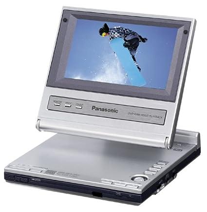 amazon com panasonic dvd ls5 portable dvd player panasonic rh amazon com Panasonic DVD Recorder Player Panasonic Portable DVD Player