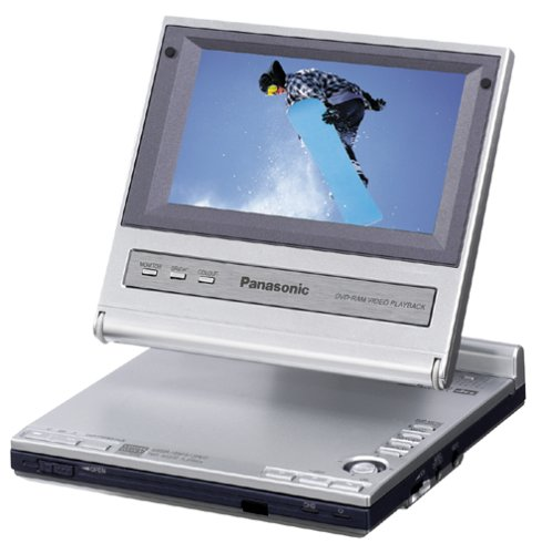 Panasonic DVD LS5 Portable DVD Player