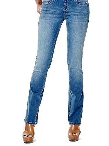 Ultra Low Rise Flare Jeans - 5