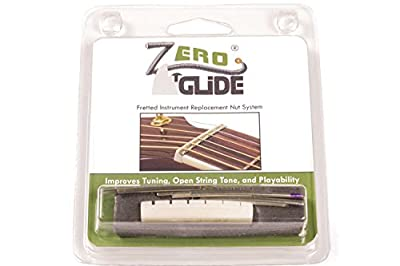 Zero Glide ZS-23 Acoustic Guitar Nut for Gibson-Style Electric Guitar from Zero Glide