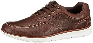 Dockers Erkek 222130 Moda Ayakkabı, Kahverengi, 40