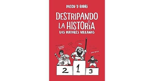 Amazon.com: MAYORES VILLANOS LOS: DESTRIPANDO LA HISTORIA ...