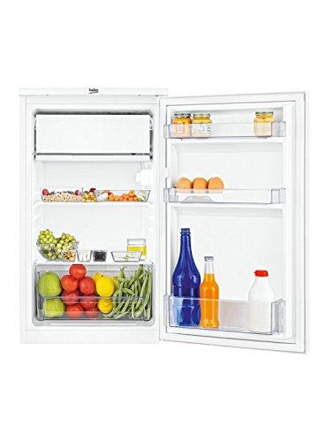 Beko TS 190320 frigo combine - frigos combinés (Autonome, Blanc, Placé en haut, Droite, A+, SN-T)